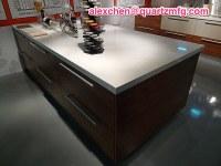 Kimria quartz affordable price sliver grey quartz price