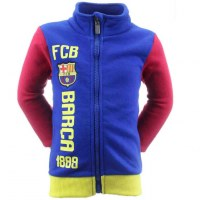 10x Barcelona Jackets from 4 to 12 years old