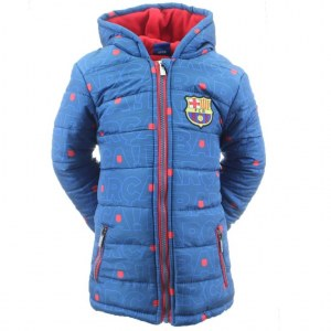 10x Parkas Barcelona from 4 to 12 years old