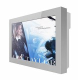 43/49/55/65/70/75/86/98 Inch LCD Outdoor Advertising Player Wall-Mounted Advertising Sc...