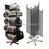 Quality assured heavy duty rotating wire display stand