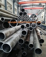 Steel honed tube in material SAE 1020 for hydraulic cylinders