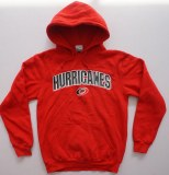 Manufacturing men college style hoodie with print