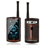 Cheapest Factory 4 inch octa-core Android rugged DMR phone IP68 rugged Digital walkie...