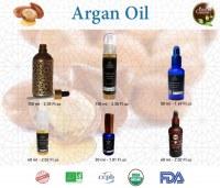 Huile d'argan vierge certifié BIO du Maroc