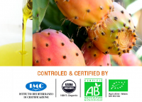 Exceptional oil of Prickly Pear - Organic certified !