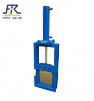 Hydraulic Square knife gate valve