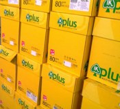 IK PLUS MULTI PURPOSE COPY PAPER A4 80GSM/75GSM/70GSM