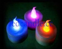Wonderful Gift LED Solar Tea Lights