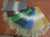 Tunisien's traditional fouta
