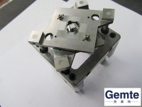 Jig machining parts metal mould component spare mold part provider