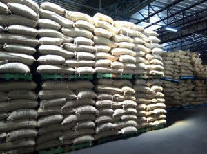 Robusta Green Coffee Beans Made In Ivory Coast For Sale Import Export
