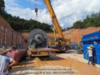 High profit Scrap tires recycling to oil machine