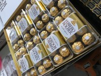 Ferrero Rocher Chocolate T3/T4/T8/T16/T25/T30