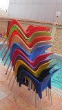 Chaise plastique