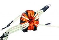 110v 220v EE type high frequency flyback mounting transformer
