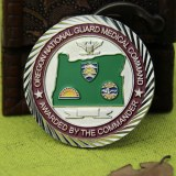 Custom Challenge Coins for National Guard