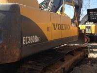 Used Volvo Crawler Excavator EC360BLC,90000usd