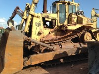 Used CAT Crawler Bulldozer D9N,180000usd