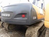 Used Volvo Crawler Excavator EC210BLC,45000usd