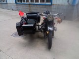 32HP Deluxe Shinny Black Motorcycle Sidecar with Windshield (CJ750B)