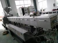 PE/PP/ABS/PVC filler with calcium carbonate/CaCO3 plastic extruder machine