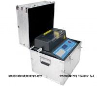 Portable Transformer Oil BDV Tester,Dielectric Oil Tester