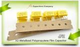 X2 Metallized polypropylene film capacitors good price