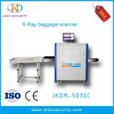 Knife Gun Detecting X Ray Baggage Scanner sales For Anti - Terrorists with CE JKDM-5030C