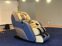 Latest 3D Full Body Shiatsu Massage Chair Recliner With Heat
