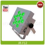 LED Wireless Battery Uplighter 12x15W RGBWA 5in1
