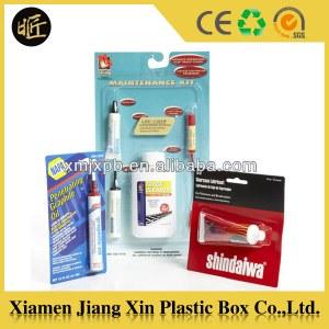 Custom plastic blister Packaging manufacturer