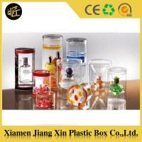 Custom plastic tube Packaging box manufacturer