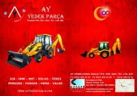 JCB 3cx & 4cx spare parts from Turkey