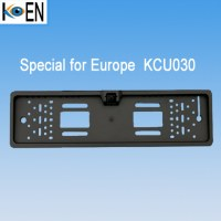 Car Rear View Cameras Backup Universal European License Plate Rear View Camera