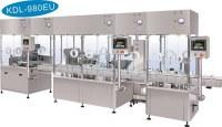 KDL980EU Aseptic Filling, Stoppering & Closing Machine (Vial / Eye-Drop)