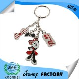 Factory supply Paris disneyland disney pin disney keychain