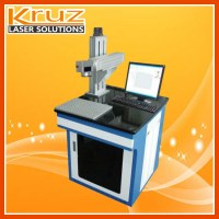 Fiber laser marking machine wide used machine