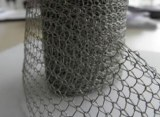 Knitted Wire Mesh Roll/Knitting Mesh/Monel Knitted Wire Mesh