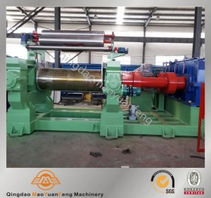 Open Rubber Mixing Mill Machine for Rubber