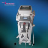 3 handles q switch nd yag laser elight ipl rf ipl hair removal machine