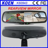 Wholesale In Stock Factory Price 4.3 Inch Anti-glare Replacement Rearview mirror