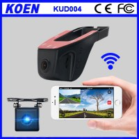 Best Selling Products in Europe DVR Novatek 96658 Wifi WDR Sony Dual Lens Dash Cam