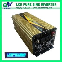 600W LCD Display UPS Pure Sine Wave Power Inverter (QW-P600UPS-LCD)