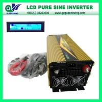 UPS 1000W Pure Sine Wave Charger Power Inverter (QW-P1000UPS-LCD)