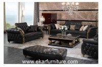 Leather Sofa Classical SetsTI-003