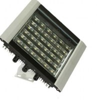 Casting LED lamp housing