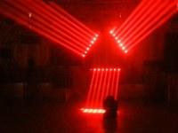LED8 vision beam lights