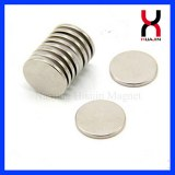 Industrial Strong Rare Earth Neodymium Round Magnet Circle/Circular Magnets