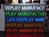 P10 unicolor lamp LED Screen